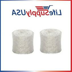 2 Humidifier Wick Filters fit Kaz WF1 / Emerson HDF-1 By Lif