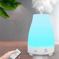 7 color led essential oil diffuser aromatherapy
