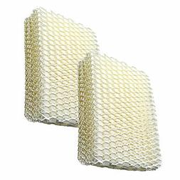 2x HQRP Wick Filters for ProCare PCCM-832N; AC813 PCWF813 PC