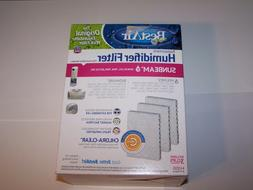 BestAir 3-Pack H100 Humidifier Filters - Replaces Holmes HWF
