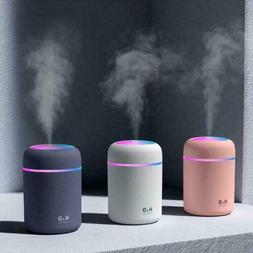 300ml Essential Oil Diffuser Humidifier Air Aromatherapy LED