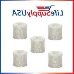 5 Humidifier Wick Filters fit Kaz WF1 / Emerson HDF-1 By Lif