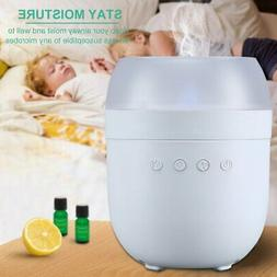 Mist Ultrasonic Humidifier Air Diffuser Purifier Home Bedroo