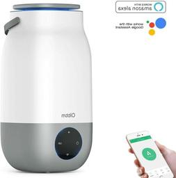 Oittm 7 Color Smart Cool Mist WiFi Humidifier Works with Ale