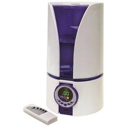 Comfort Zone Humidifier With Remote ULTRASONIC Cool Mist 1.1