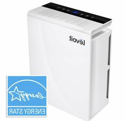 LEVOIT Air Purifier for Home Large Room with True HEPA Filte