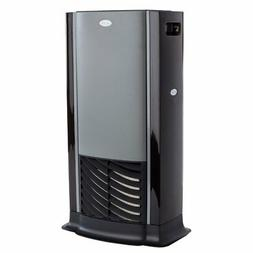 AIRCARE D46720 Tower Evaporative Humidifier, Black