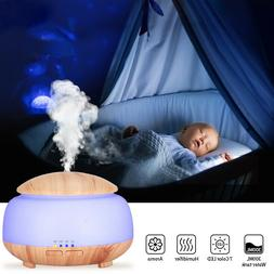 Aromatherapy Aroma Essential Oil Diffuser Quiet Air Humidifi
