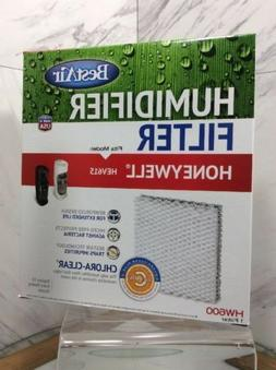 BestAir Replacement Humidifier Filter HW600 for Honeywell HE