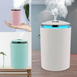 Electric Air Diffuser Aroma Oil Humidifier Night Home Bedroo
