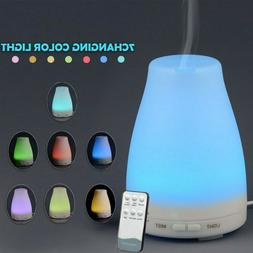Essential Oil Diffuser100ml Aroma Cool Mist Humidifier Ultra