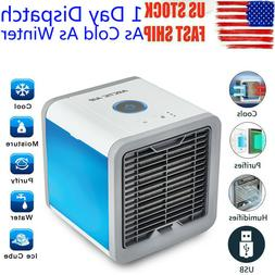 Portable Air Conditioner Cooler Fan Humidifier Air Cooling H