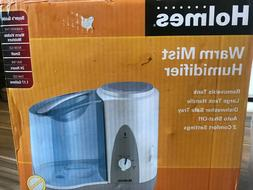 Holmes Hm5082 Warm Mist Humidifier - 24 hour operation! BR