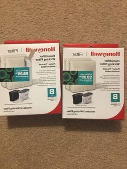 Honeywell HAC-700 Humidifier Filters for HCM 750 Series Lot