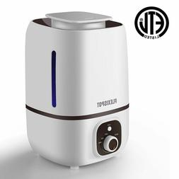Humidifiers for Babies, 3L Cool Mist for Bedroom with Aromat