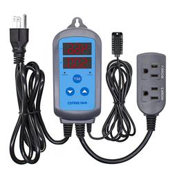 Inkbird IHC-200 Humidity Controller 110V AC Pre-wired US Deh