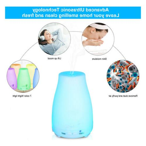 7-Color Oil Diffuser