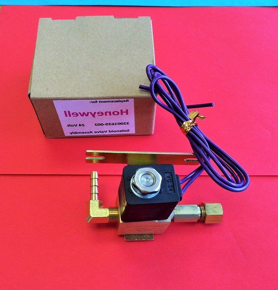 32001639 002 24v humidifier solenoid replaceable strainer
