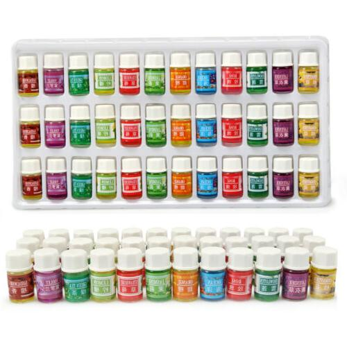 36PCS Essential Oil 3ml Set Home For Air Diffuser 12 Scent
