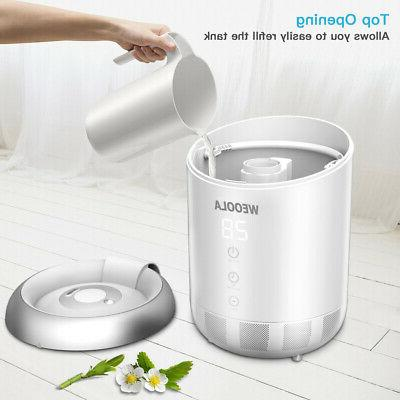4L Best Cool Mist Large Rooms Home Timing