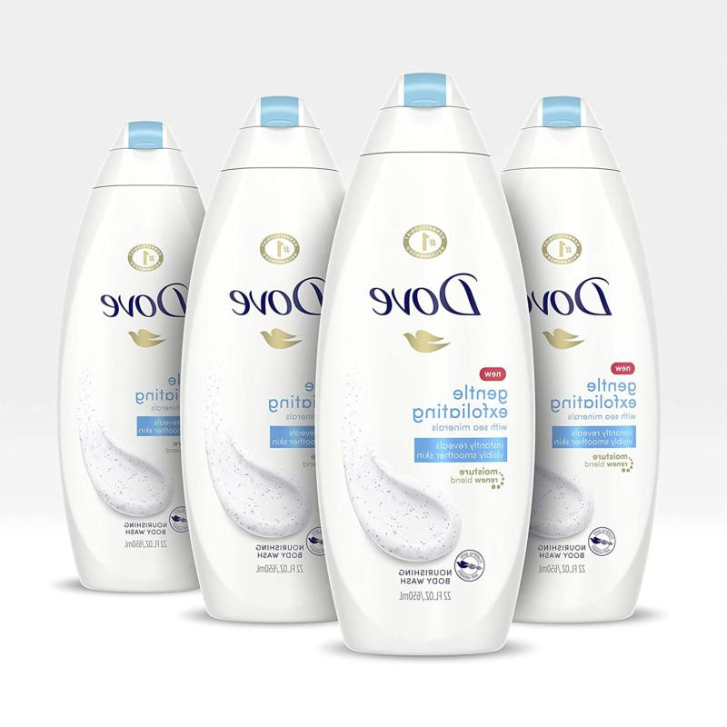body wash 100 percent gentle cleanser sulfate