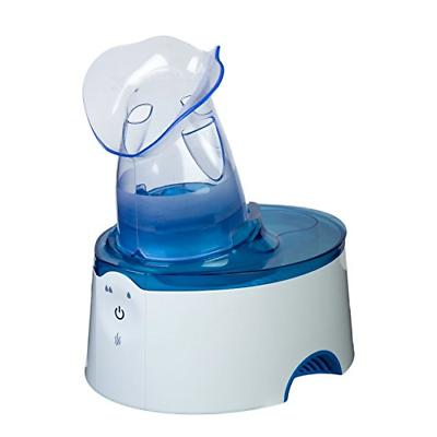 personal steam inhaler and warm mist humidifier