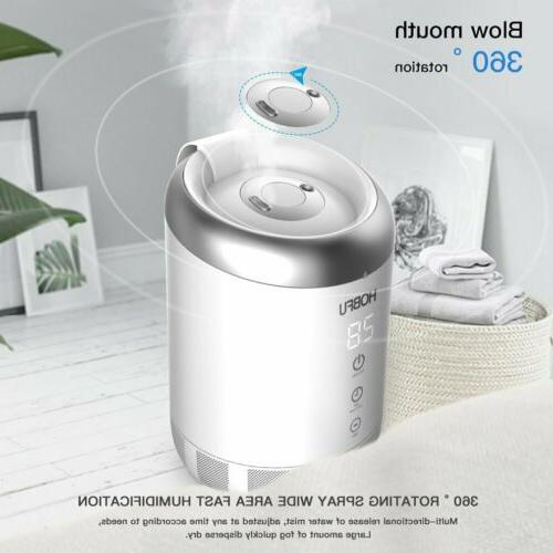 Big Humidifier Best 4L Rooms Home with 12H Timing USA