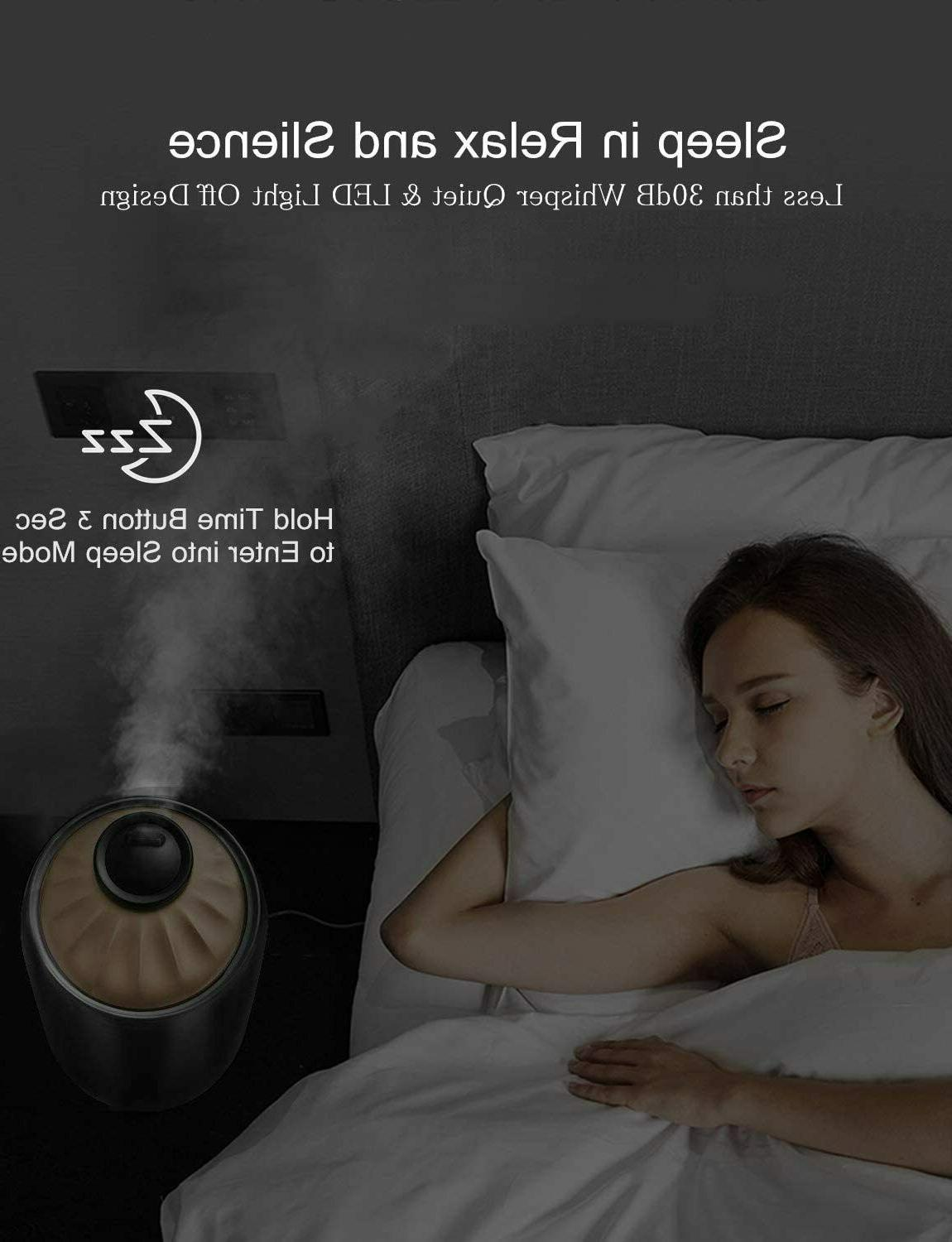 Cool for Baby & Humidifier, Whisper-Quiet