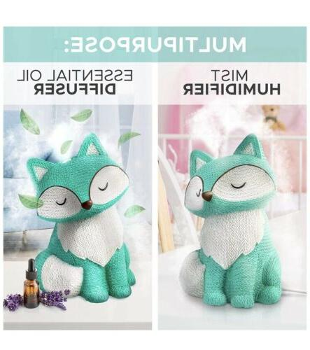 Cute Fox Baby for - Baby Night Diffuser