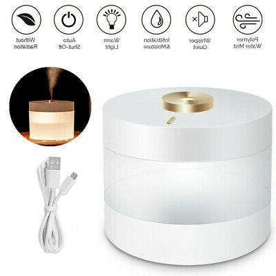 humidifier led diffuser essential oil ultrasonic atomizer