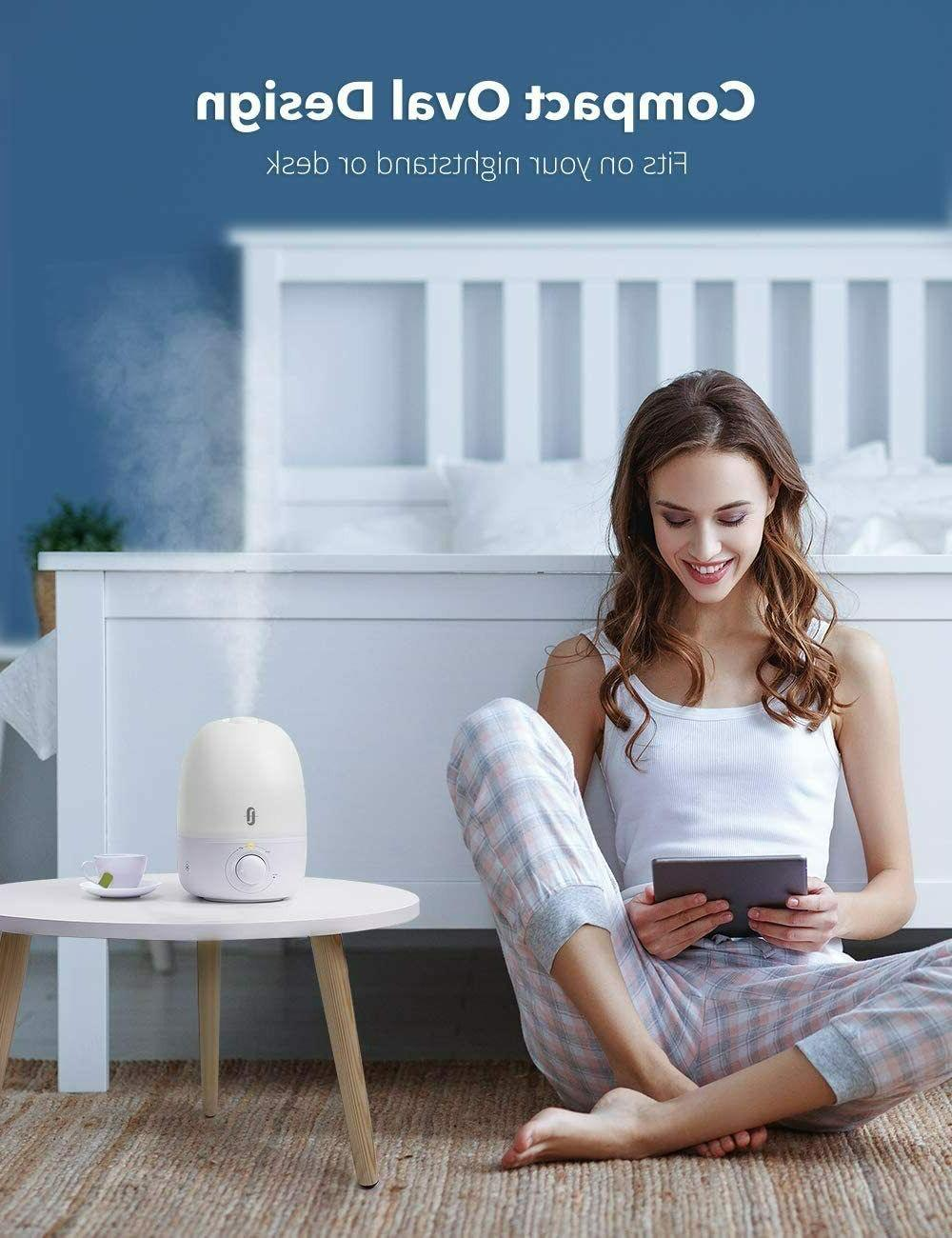 Humidifiers 3-IN-1 Humidifier Oil Diffuser