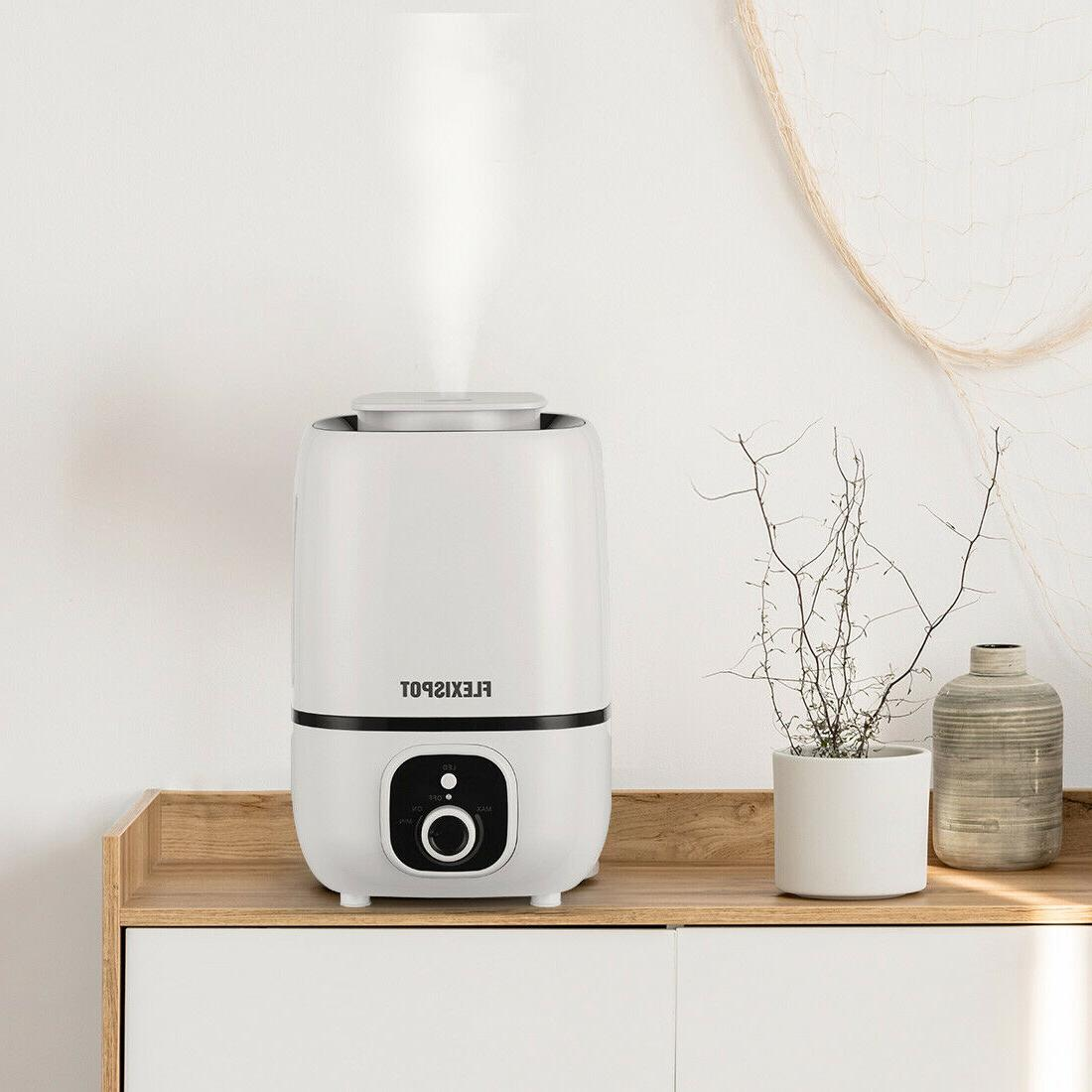 Humidifiers for Cool Mist Bedroom with Aromatherapy