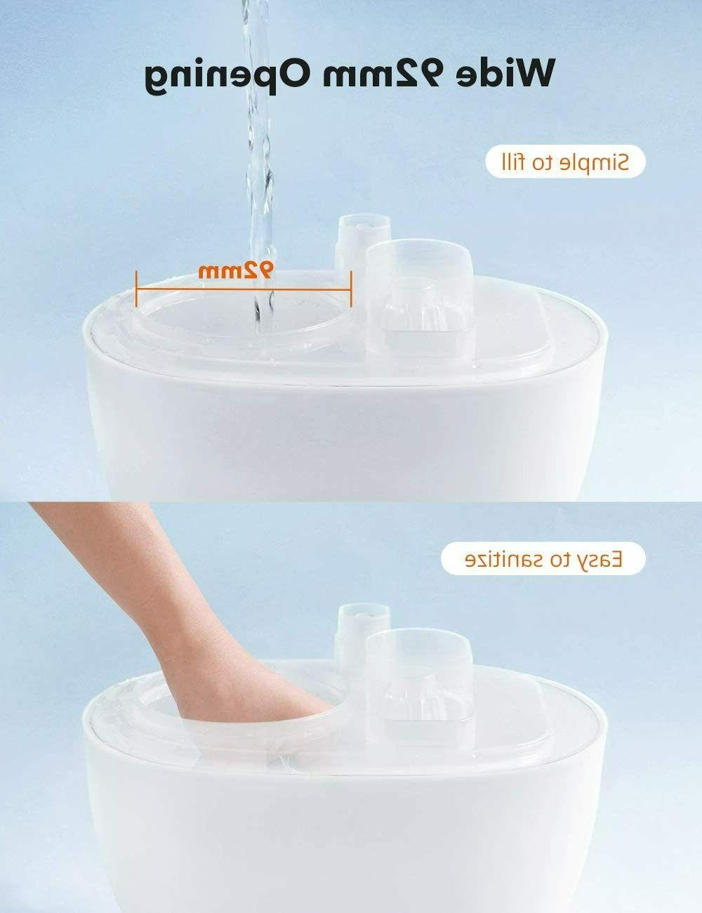 Humidifiers 3-IN-1 Humidifier Oil