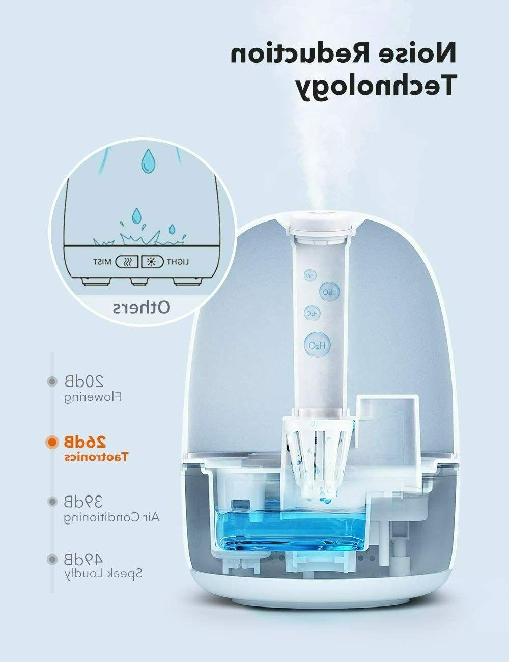 Humidifiers 3-IN-1 with