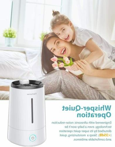 Elechomes Humidifiers Bedroom Top Cool Mist Humidifier