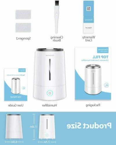 Elechomes Top Cool Mist Humidifier