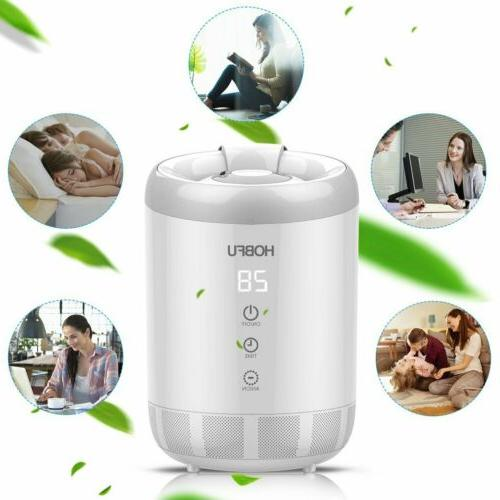 Big Humidifier 4L Cool Mist Rooms Home Timing