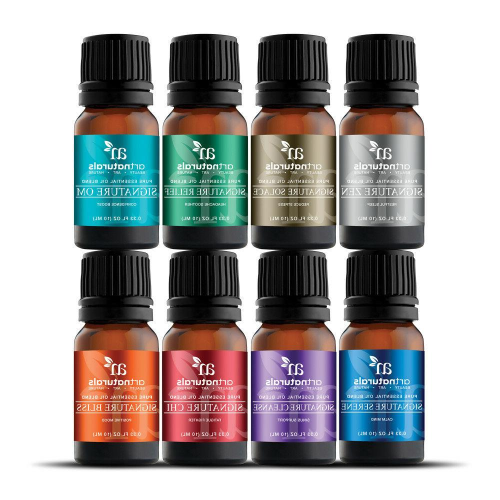 Essential Oil Natural Aromatherapy for Diffuser Humidifier