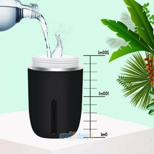 Quiet LED Oil Humidifier Aroma Air Aromatherapy Mist