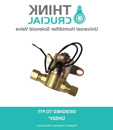 replacement universal humidifier solenoid valve part uhs24