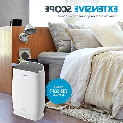 SimPure® Air with True HEPA Filter for Whole Dust
