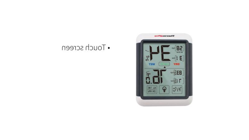 ThermoPro TP55 Indoor with...
