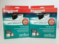 New  Lot of 2 Honeywell HAC-700 Humidifier Filters for HCM 7