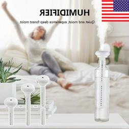 Portable USB Air Humidifier Bottle Cup Mist Aroma Diffuser F