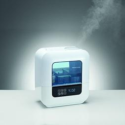 Ultrasonic Humidifier Warm or Cool Mist Cooling Boats Home O