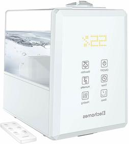 Elechomes Warm & Cool Mist Humidifiers 6L Humidifier for Lar