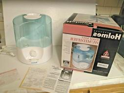 HOLMES WARM MIST HUMIDIFIER UP TO 600 SQ FT 2.5 GALLONS OUTP